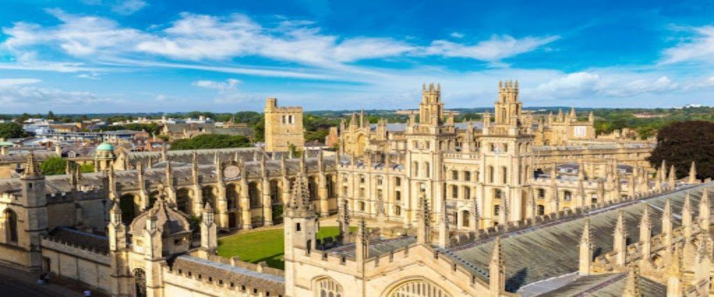دانشگاه های برتر انگلستان