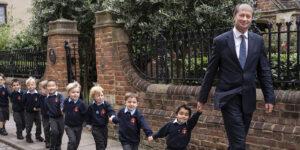 تحصیل در مدارس انگلستان