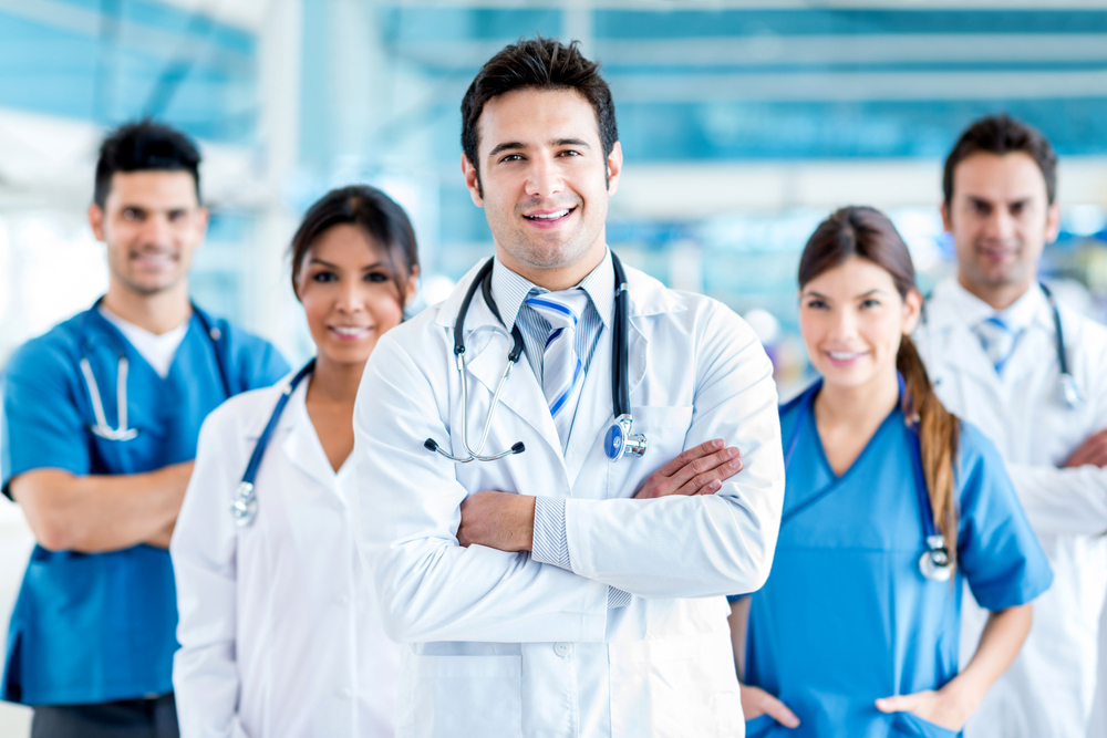 اعزام پزشکان