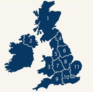 کار در انگلستان